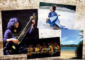 20131202 「アジアの芸能」 シタール ✕ 奄美島唄 ✕ ガムラン