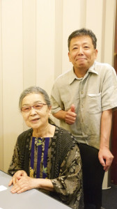 斉藤哲夫さんと